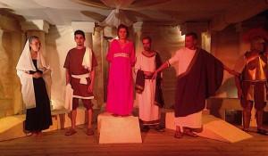 Phèdre au théâtre d'Azur